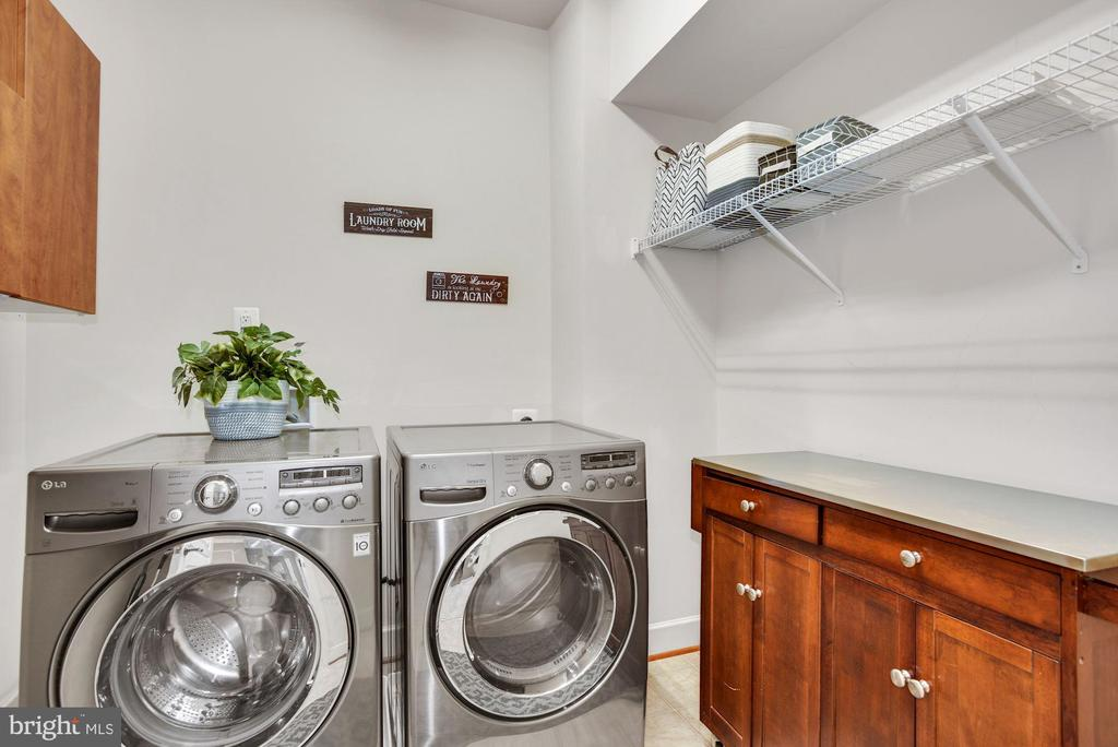 Laundry and Sorting Room on Upper Level - 41192 BLACK BRANCH PKWY, LEESBURG