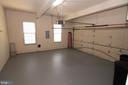 2 Car Garage - 11415 HOLLOW TIMBER WAY, RESTON