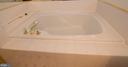 Upper Level Primary Bath w/ Soaking Tub - 11415 HOLLOW TIMBER WAY, RESTON