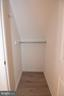 Lower Level Storage Closet - 11415 HOLLOW TIMBER WAY, RESTON