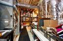 Plenty of basement storage - 25659 TREMAINE TER, CHANTILLY