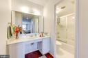 Primary Bath - 8340 GREENSBORO #903, MCLEAN