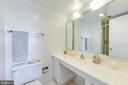 Bathroom 2 - 8340 GREENSBORO #903, MCLEAN