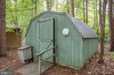 MOre space in this shed! - 1217 EASTOVER PKWY, LOCUST GROVE