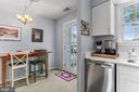 Eat-In Area into Kitchen - 2621 S WALTER REED DR #D, ARLINGTON