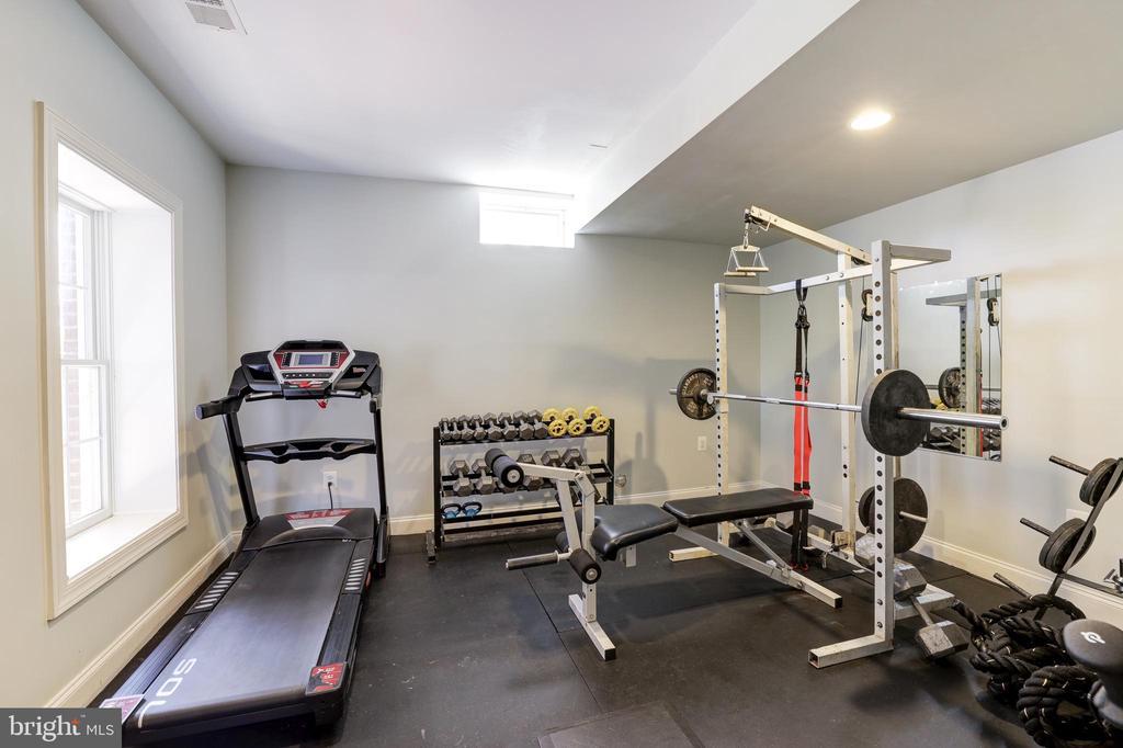 Exercise room / 5th bedroom - 19598 SARATOGA SPRINGS PL, ASHBURN