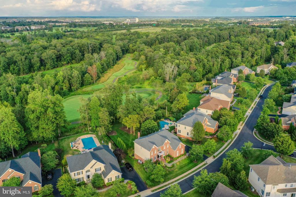 One of the best lots in Belmont Country Club - 19598 SARATOGA SPRINGS PL, ASHBURN