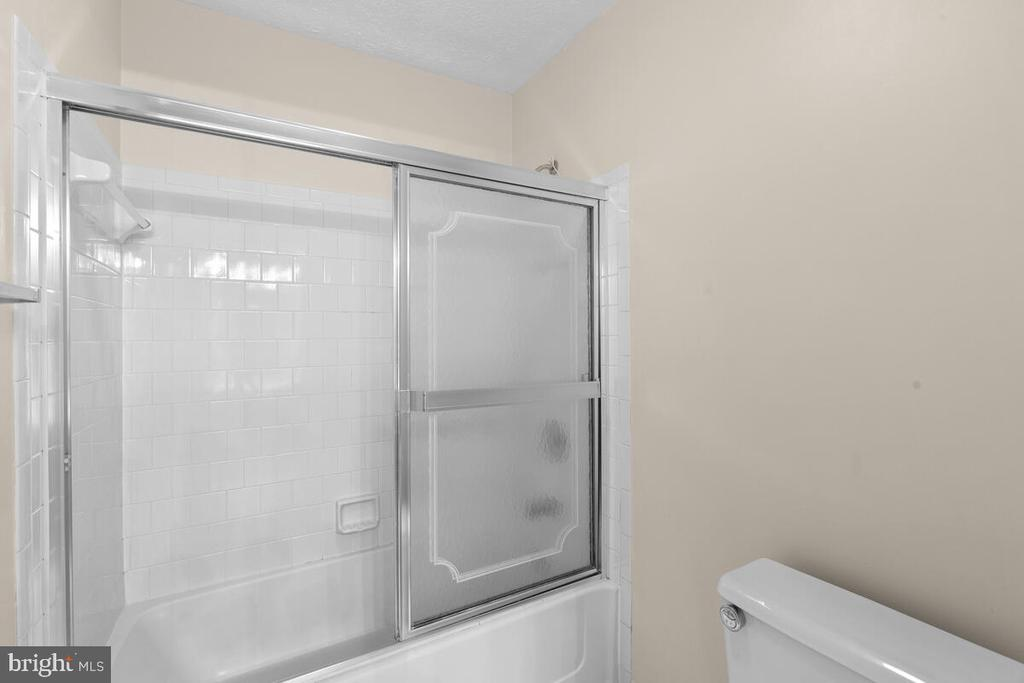 Shower in Shared Bath - 3000 BEETHOVEN WAY, SILVER SPRING