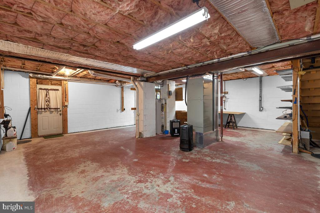 Alternate View of Spacious Lower Level - 3000 BEETHOVEN WAY, SILVER SPRING