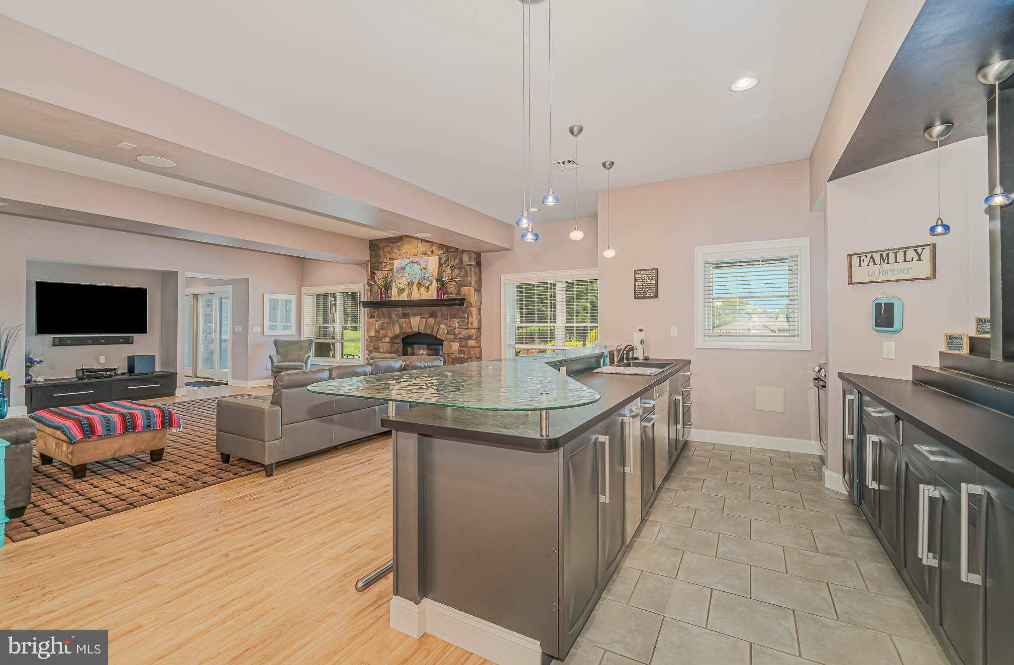 LL - 2nd Kitchen great for entertaining