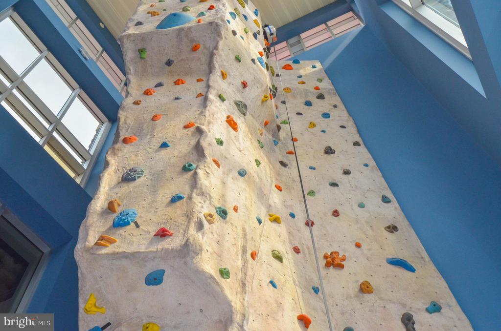 Rock climbing, anyone? Loads of fun! - 2285 MERSEYSIDE DR, WOODBRIDGE