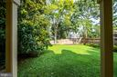 Take in the serenity of nature - 6112 WOODMONT RD, ALEXANDRIA