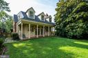 Of this expanded Cape Cod - 6112 WOODMONT RD, ALEXANDRIA