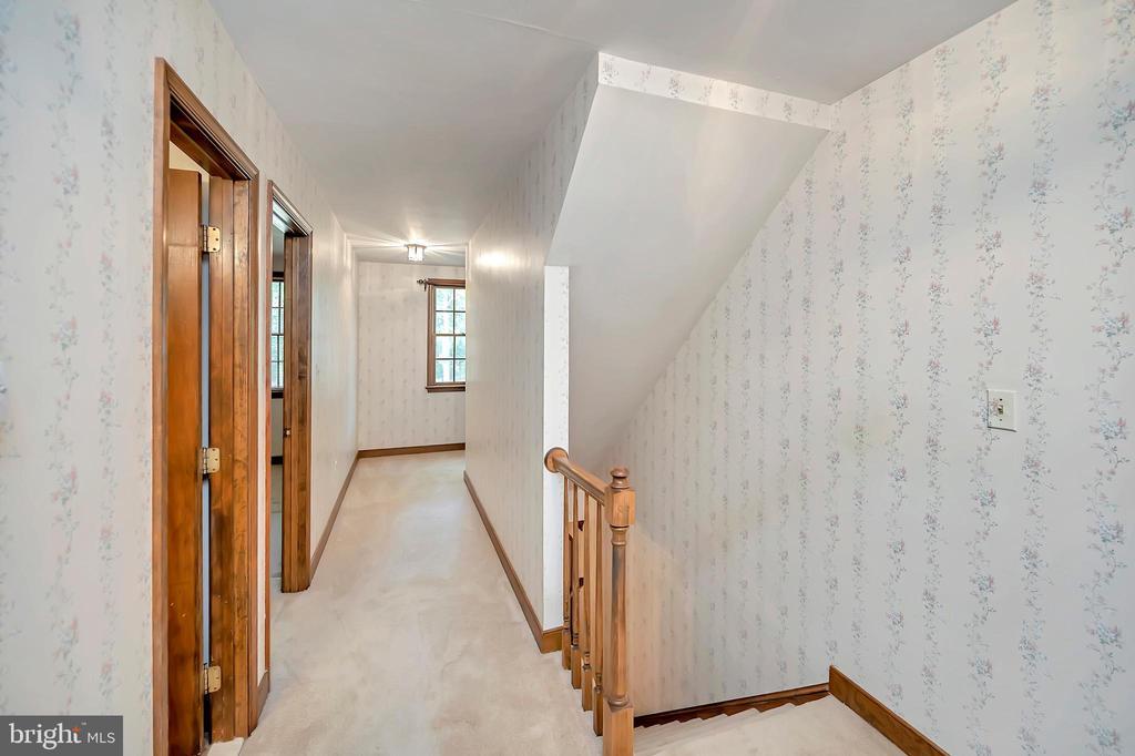2nd Floor Hallway - 9704 PAMELA CT, SPOTSYLVANIA