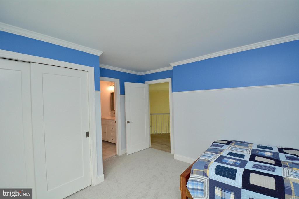 BEDROOM TWO - 10203 BRITTENFORD DR, VIENNA