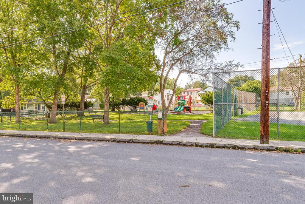 Neighborhood playground - 331 HIGH ST, SHEPHERDSTOWN