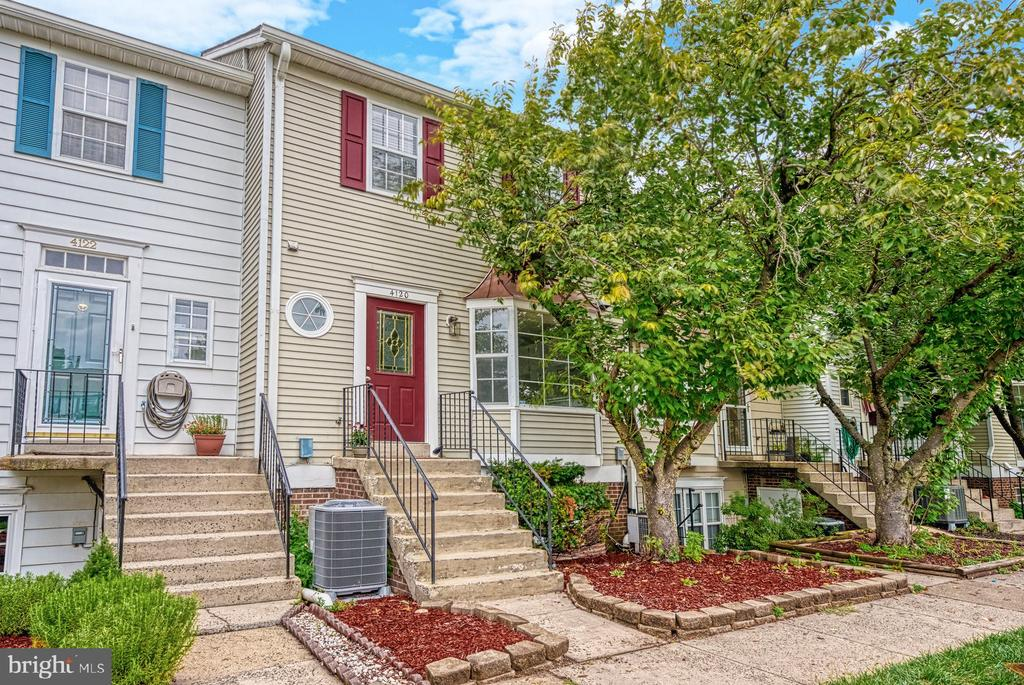 [arking in front - 4120 PLACID LAKE CT #66E, CHANTILLY