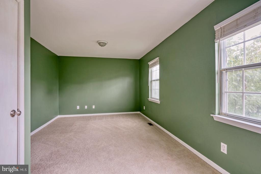 second bedroom - 4120 PLACID LAKE CT #66E, CHANTILLY