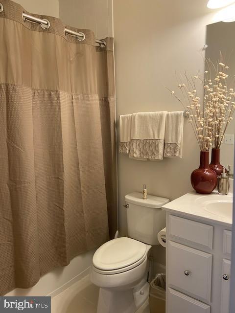 Lower Level Full Bath - 9875 BUCHANAN LOOP, MANASSAS