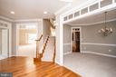 Foyer - 18621 KERILL RD, TRIANGLE