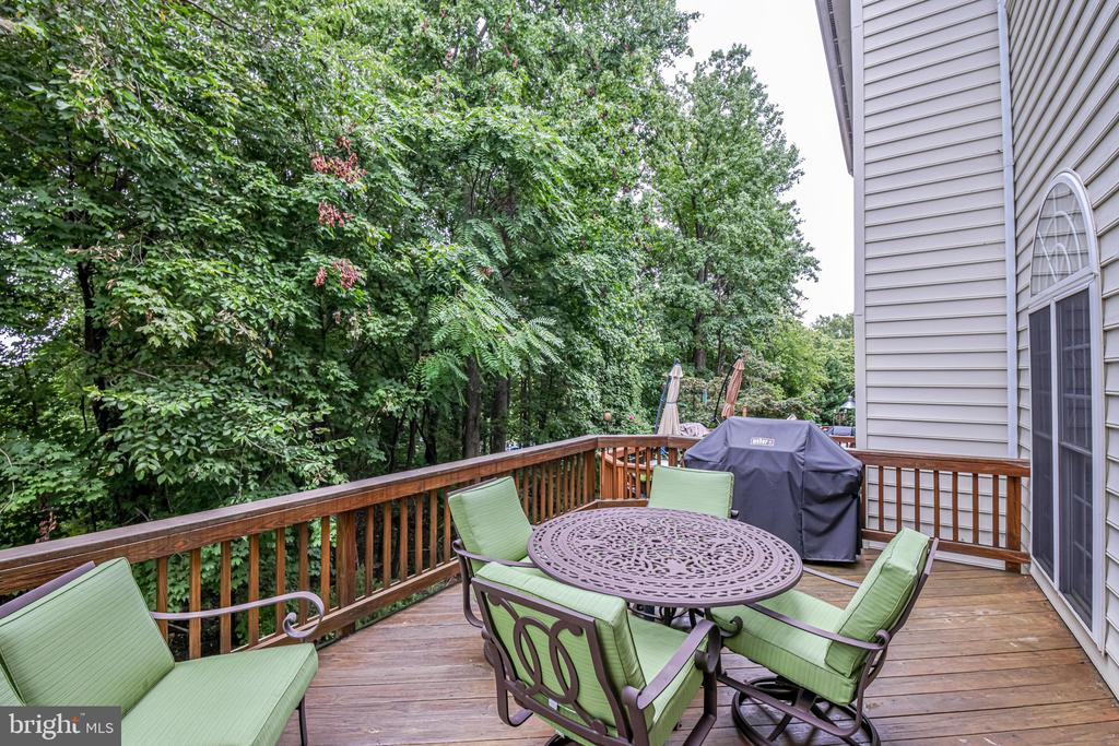 Peaceful and lush with greenery. - 3162 GROVEHURST PL, ALEXANDRIA