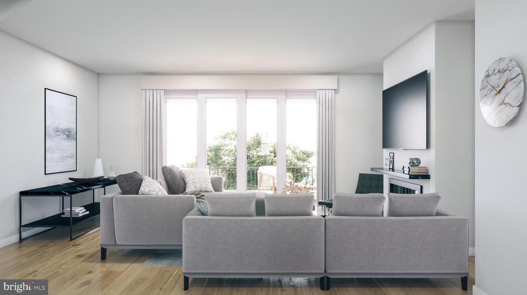 Great Room - 42387 NELSONVILLE TER, ASHBURN