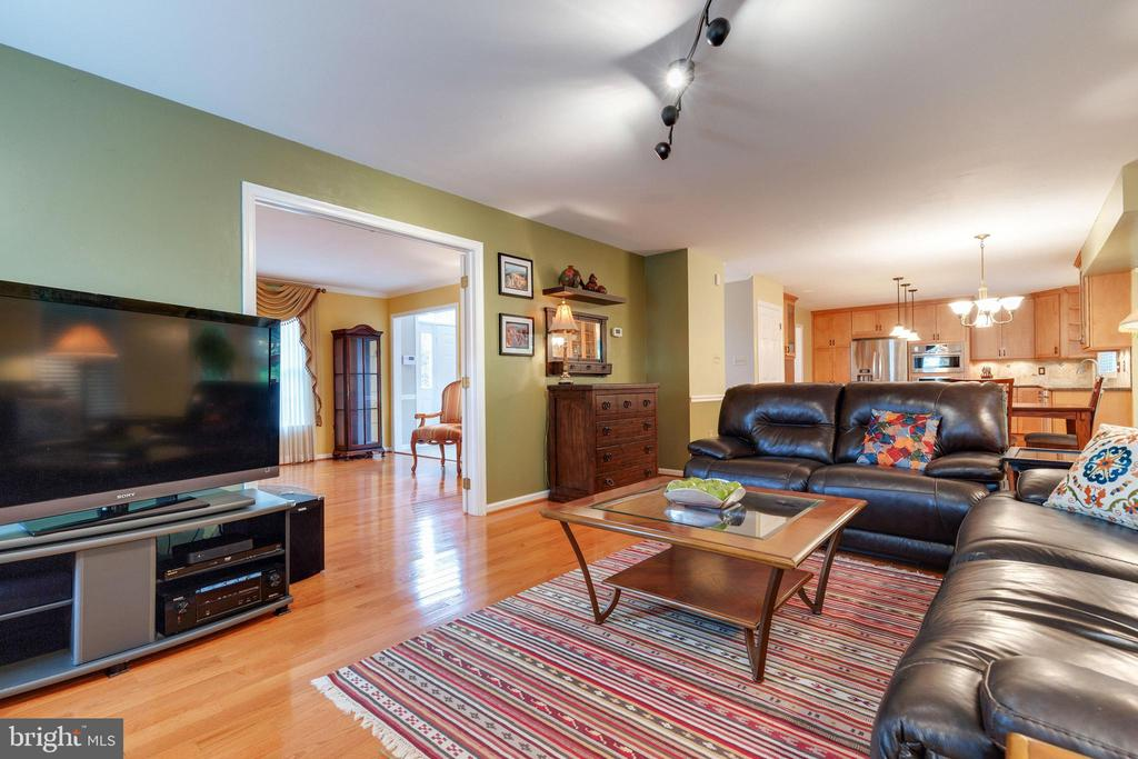 Family Room - 15697 THISTLE CT, DUMFRIES