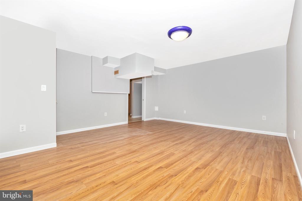 Lower Level Bedroom - 9005 SHADYBROOK DR, FREDERICK