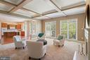 Extended Great Room - 22554 FOREST RUN DR, ASHBURN