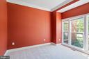 Home Office w/ Box Bay Window - 22554 FOREST RUN DR, ASHBURN