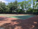 Play tennis or pickleball on community courts - 9637 LINCOLNWOOD DR, BURKE