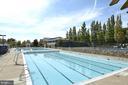 swimming pool - 213 RIDGEPOINT PL, GAITHERSBURG