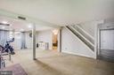 Lower level - 12400 TOLL HOUSE RD, SPOTSYLVANIA