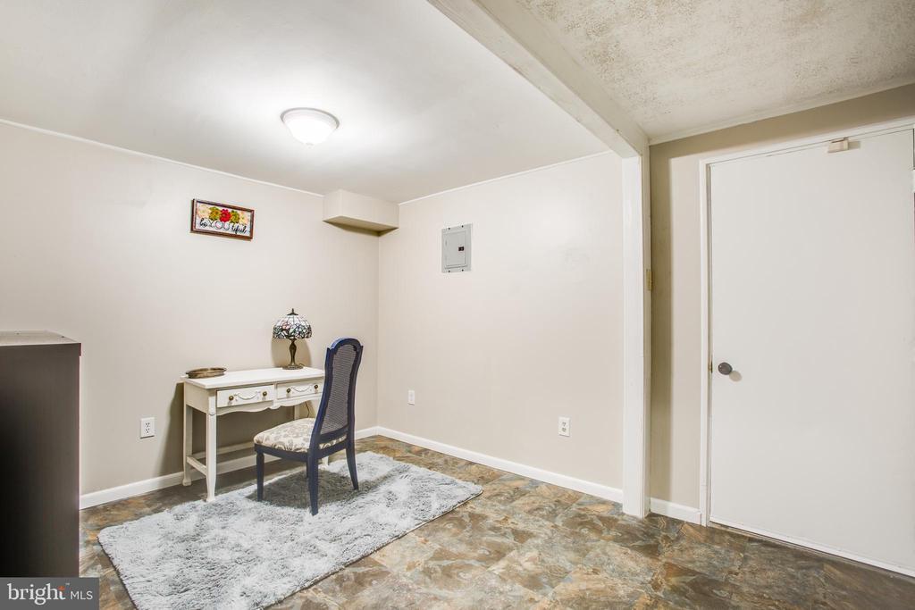 Bonus room - 12400 TOLL HOUSE RD, SPOTSYLVANIA