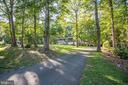 Long paved driveway - 12400 TOLL HOUSE RD, SPOTSYLVANIA