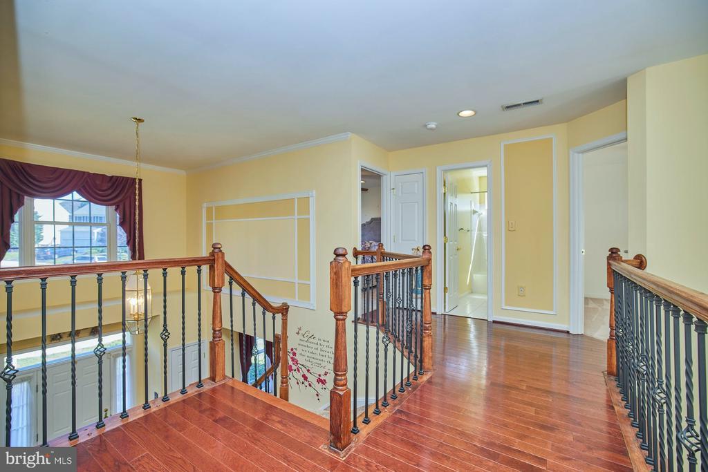Hardwood Floors - 9032 PADDINGTON CT, BRISTOW