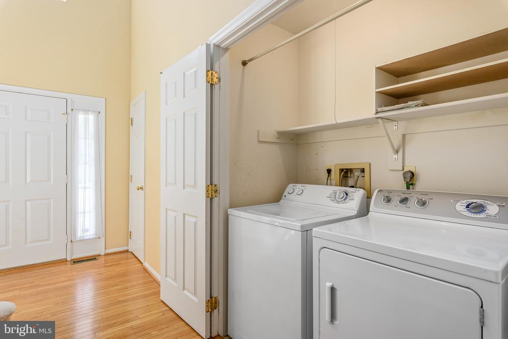 Hall, Laundry - 46490 CEDARHURST DR, STERLING