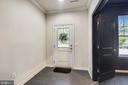 Entrance from inside - 44021 EASTGATE VIEW DR, CHANTILLY