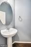 Half Bathroom on Main Floor - 44021 EASTGATE VIEW DR, CHANTILLY