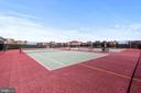 Tennis courts - 19375 CYPRESS RIDGE TER #711, LEESBURG