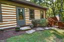 Hand Hewn Logs - 34970 CHARLES TOWN, PURCELLVILLE