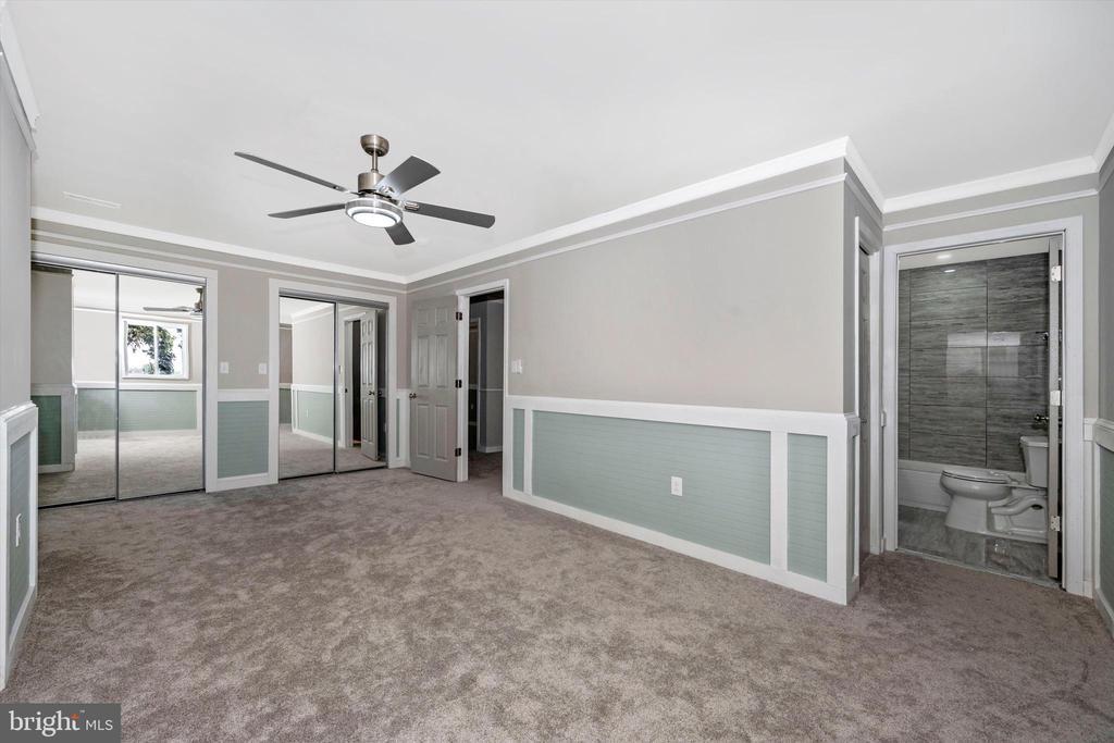 Calming Colors & Double Closets - 6121 QUINN RD, FREDERICK