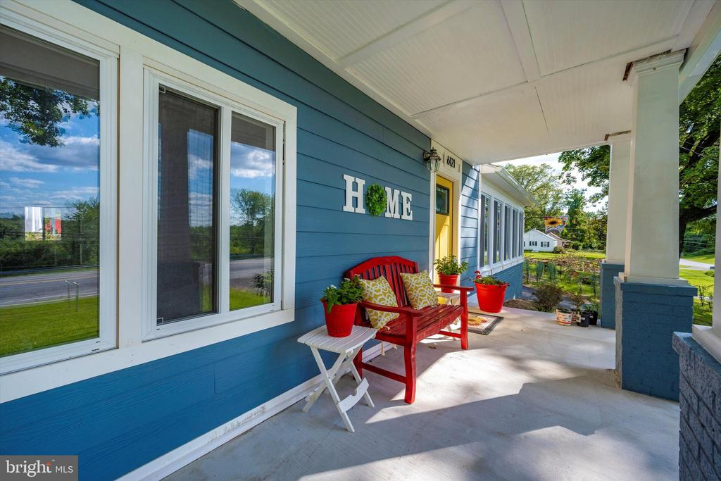 New Windows, Doors, Siding, Roof & More... - 6121 QUINN RD, FREDERICK