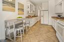 Eat-in kitchen.. - 321 F ST NE, WASHINGTON