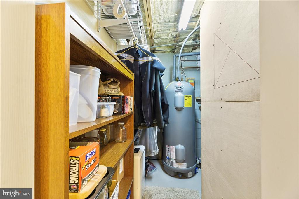 Lower Level Storage & Utility (House) - 37872 CHARLES TOWN PIKE, HILLSBORO