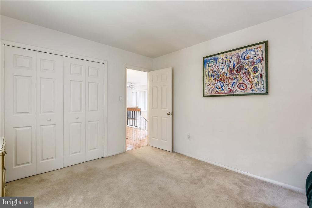 Bedroom 2 view 2 - 10722 CROSS SCHOOL RD, RESTON