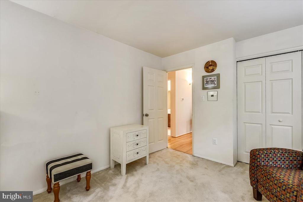 Bedroom 3 view 2 - 10722 CROSS SCHOOL RD, RESTON