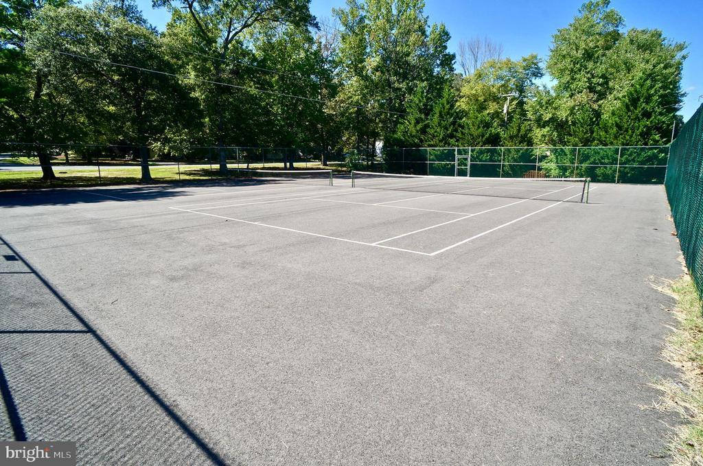 Tennis Courts - 304 RAFT CV, STAFFORD
