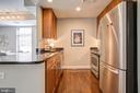 Kitchen - 525 N FAYETTE ST #222, ALEXANDRIA