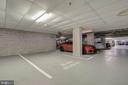 Assigned garage parking - 525 N FAYETTE ST #222, ALEXANDRIA